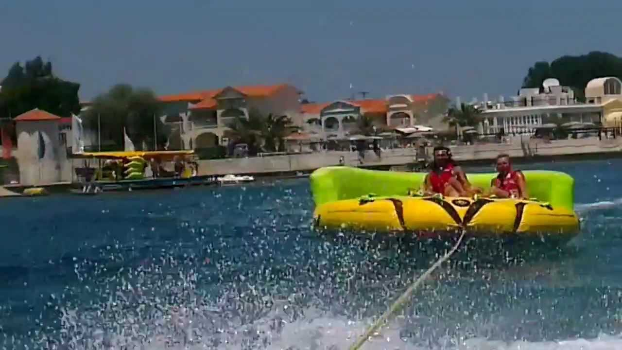 crazy sofa ride usa manufacturers asprokavos watersports featuring jack sparrow and ozi