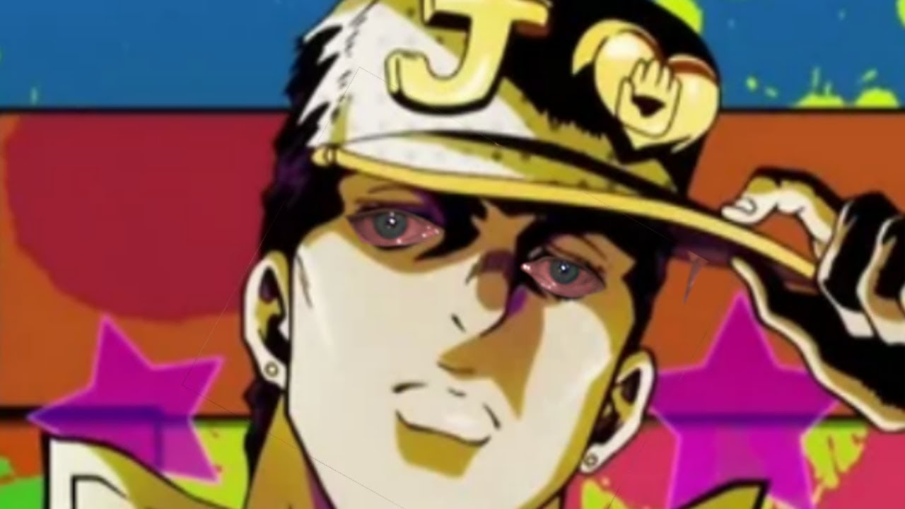 Every time Jotaro says Bruh