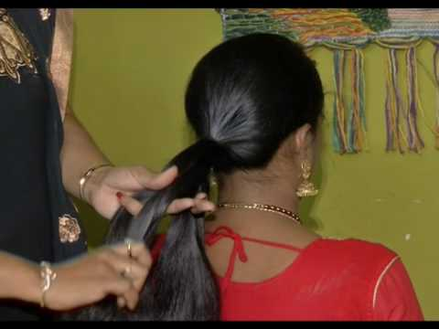 Siga Singaaram-52(Hair style video by eenadu.net)