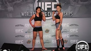 WFC 61 | Marinar Calma Vs Colleen Duffy Oct 29h,2016 at Eastside Cannery