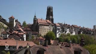 One day in Fribourg / Freiburg - Switzerland 2016 by LivingTheGoodLife