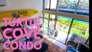 Maui Vacation Rental Condo Tour |  Napili Bay Turtle Cove Condo (we weren't paid to do this)