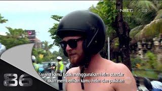 86 Patroli Rutin di Denpasar, Bali - Putu Dewi