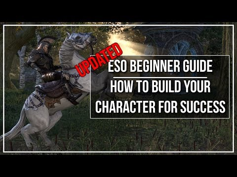 Elder Scrolls Online Tamriel Unlimited Builds