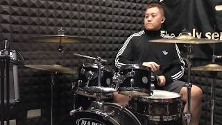 BeeGees - Alone (Drum Cover)