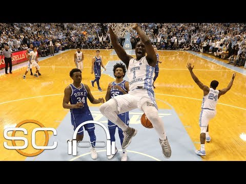 North Carolina beats Duke in latest rivalry game | SC with SVP | ESPN