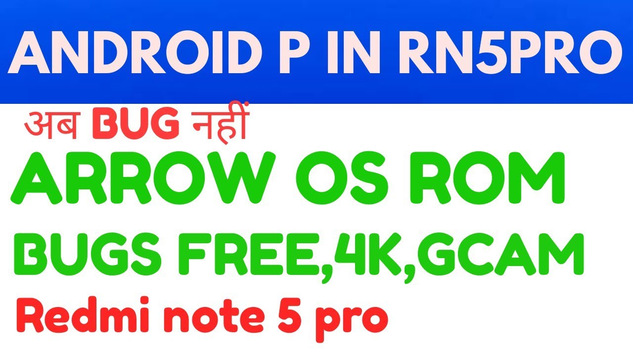 Gcam For Arrow Os