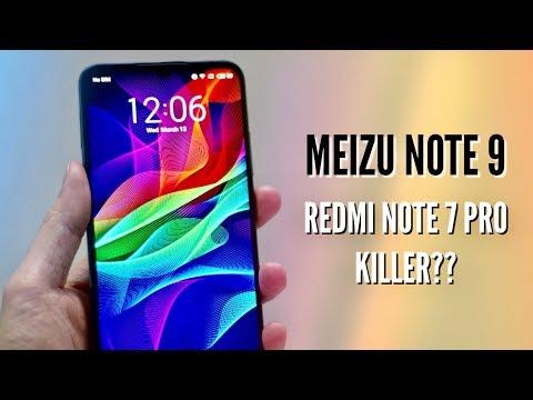 Meizu Note 9: Can This Kill the Redmi Note 7 Pro?