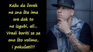 Nicky Jam & Enrique Iglesias – El Perdon (Serbian Lyrics)