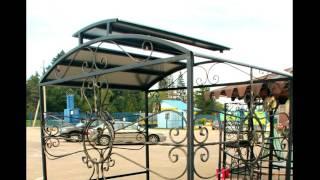 Мангал с навесом, беседка с мангалом, крыша для мангала с печкой, купить в Днепропетровске, цена(, 2017-05-22T09:37:23.000Z)
