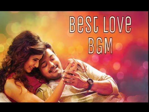 Best Love Background Music (BGM) | South Indian Movies Love BGM | Tamil Movies Love BGM