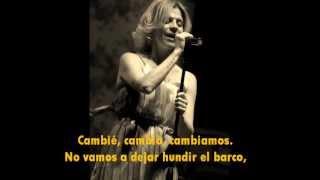Marcela Morelo- Cambiamos (LETRA)