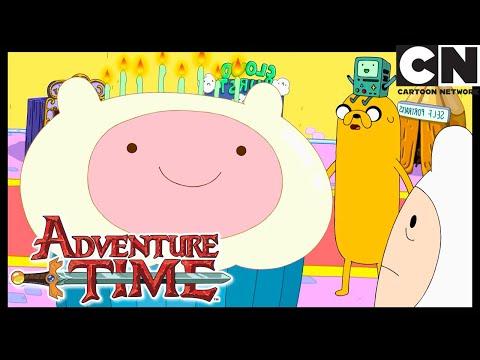 Happy Birthday, Finn! | Adventure Time | Cartoon Network