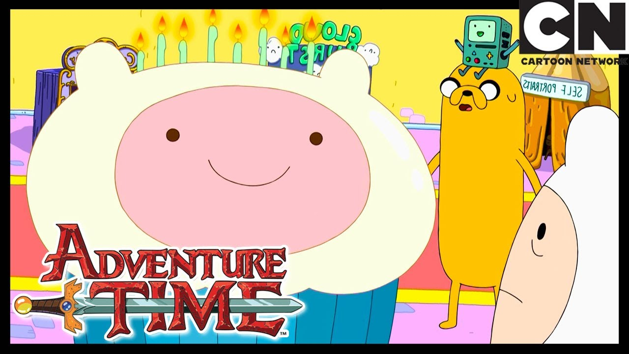 Happy Birthday Finn Adventure Time Cartoon Network Youtube