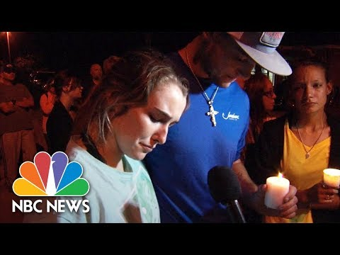 Small Texas Town Grieves After Deadly Church Shooting | NBC News