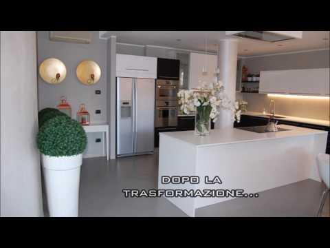 Come trasformare un ambiente classico in un Open space moderno | Interior Design
