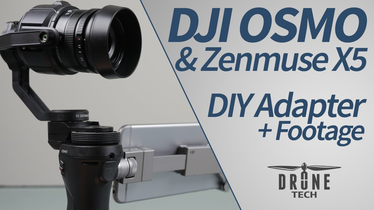 Feb 2, 2017. The dji osmo is a unique handheld camera with excellent stabilisation. If you already have an x5 or x5r camera, you can buy the handle kit.