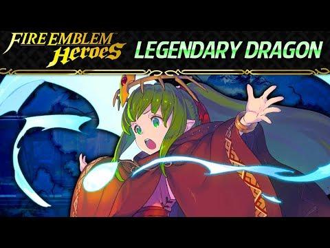 Fire Emblem Heroes - Tiki: Legendary Dragon ABYSSAL, Infernal & Lunatic F2P Friendly Guide