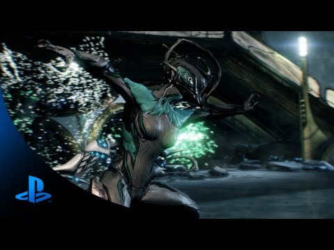 Warframe's PlayStation 4 trailer introduces the game's story and exo-skeletons