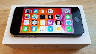 ОРИГИНАЛЬНЫЙ IPHONE SE ЗА 7500 РУБЛЕЙ С ALIEXPRESS! ЧТО С НИМ НЕ ТАК?