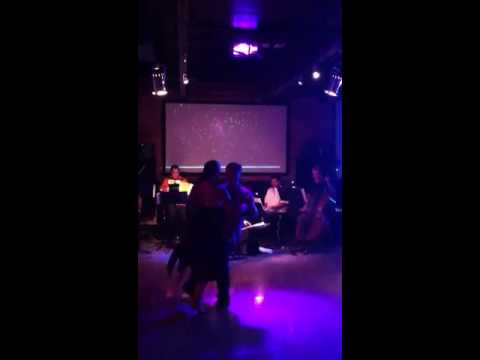 Kate Rosalik & Erik Fleming Tango Demo