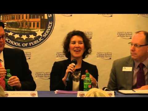 "Downtown Revitalization Panel: ""Working Across Sectors for Downtown Revitalization"""