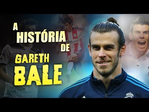 Conheça toda a HISTÓRIA de GARETH BALE