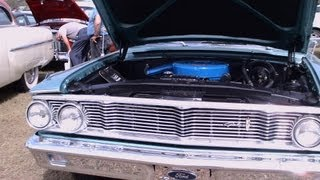 1964 Ford Galaxie 500 Hardtop BluWht SumtrFG 020512