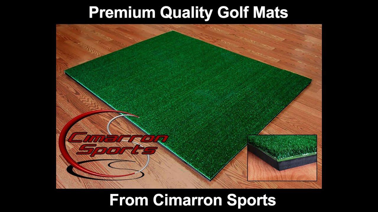 top youtube hitting golf mat best durapro mats watch