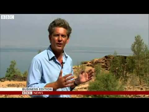 Project to replenish Dead Sea water levels confirmed