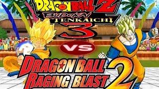 Vídeo Dragon Ball Raging Blast 2