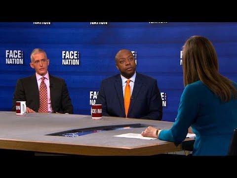 Extended interview: Sen. Tim Scott and Rep. TreyGowdy