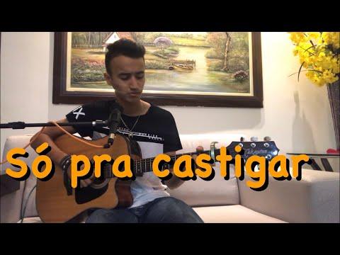 Só pra castigar - Wesley Safadão - Cover Dalmi Junior sopracastigar