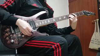 Hoobastank - Let it out (guitar cover)