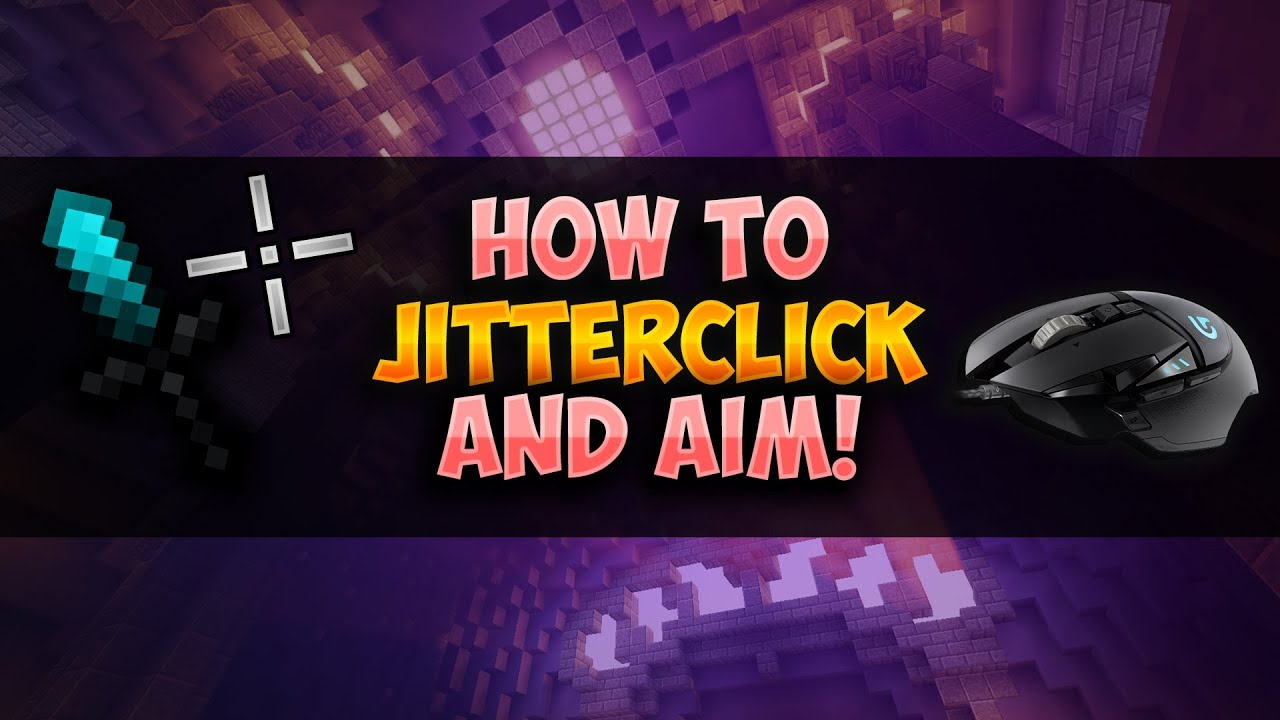 How to Jitterclick and Aim - (*BEST METHOD*)
