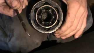 Как разобрать собрать шрус (гранату)