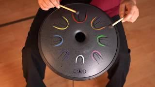 New COD - Chakra Overtone Drum