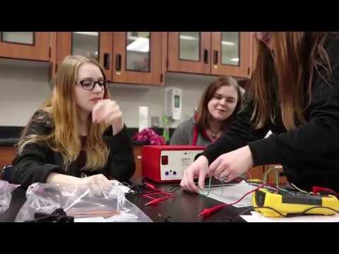 Strand Lab Highlights- New Century Technology High School