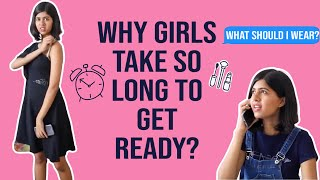 How Girls Get Ready for a Party | Sejal Kumar