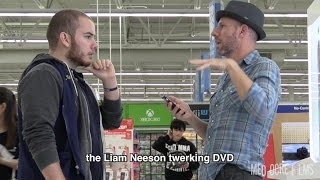 BLACK FRIDAY SHOPPING PRANK at Walmart 2014