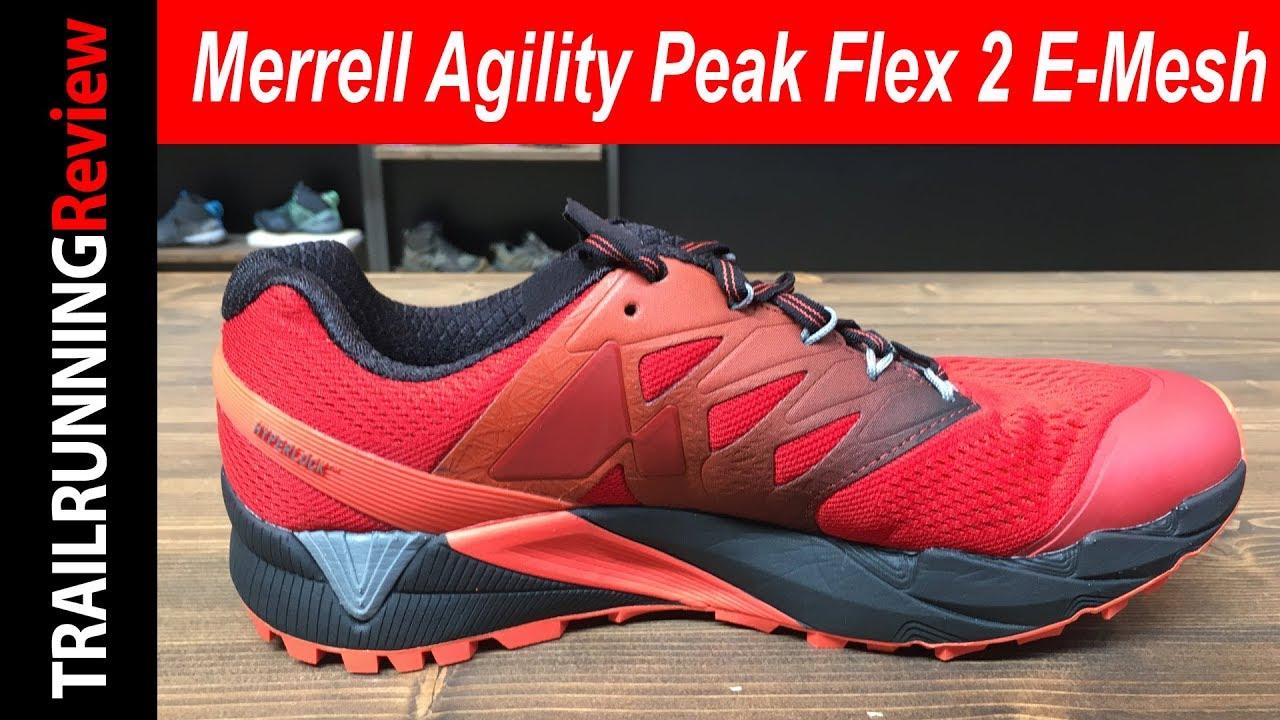 Merrell Agility Peak Flex 2 E-Mesh Nctbhj