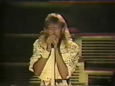 Women live Mountain View 1988 Hysteria Tour