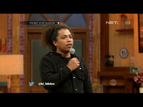 Cover Lagu The Best Of Ini Talkshow - Stand Up Comedy Arie Kriting Berujung Curhat Galau