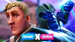 FORTNITE x AVENGERS CINEMATIC - A Fortnite Cinematic