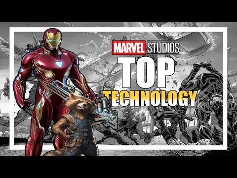 Top 15 Technology Users in the MCU (PHASE 1-3)