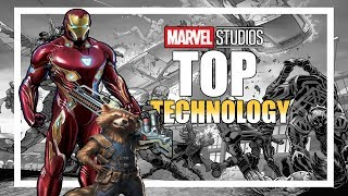 Top 15 Technology Users in the MCU (PHASE 1-3) thumbnail