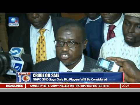 NNPC Opens Bid For 2016 To 2017 Term Contracts