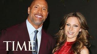 Dwayne 'The Rock' Johnson Marries Longtime Girlfriend Lauren Hashian In Hawaii   TIME