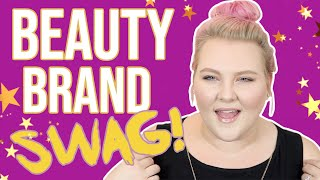 Makeup Brands That Sell Non-Beauty Items!! // Beauty Brand Swag! | Lauren Mae Beauty