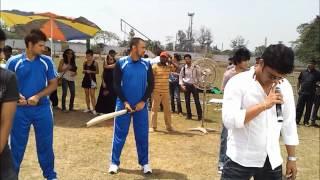 dhoni virat raina dancing with jasmeen oza